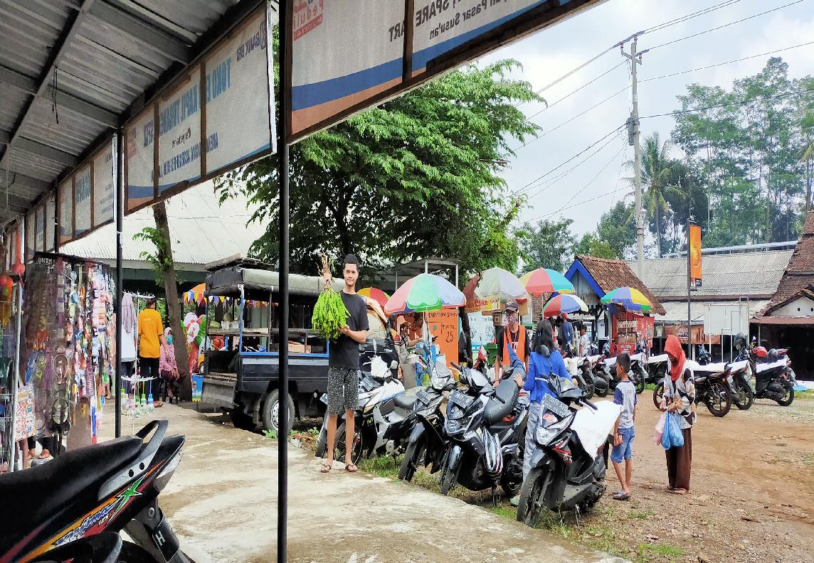 pasar Tradisional Susukan Desa Tamanrejo